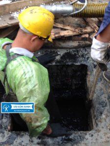 Hút hầm cầu quận tân phú