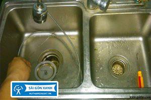 Thông bồn rửa chén quận Phú Nhuận